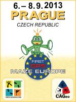 GPS Maze Europe